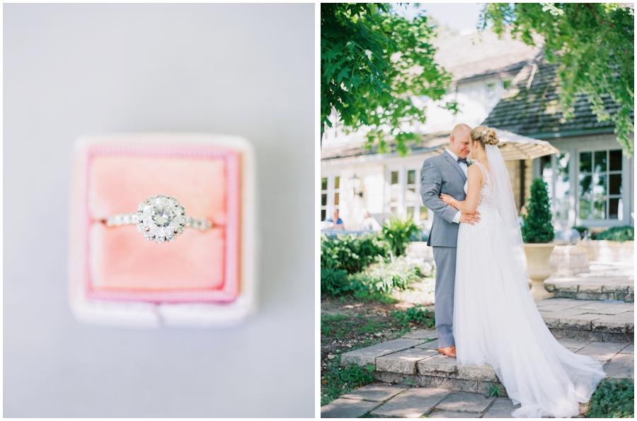Southern Missouri Hotel Wedding Photos | Romantic Photography