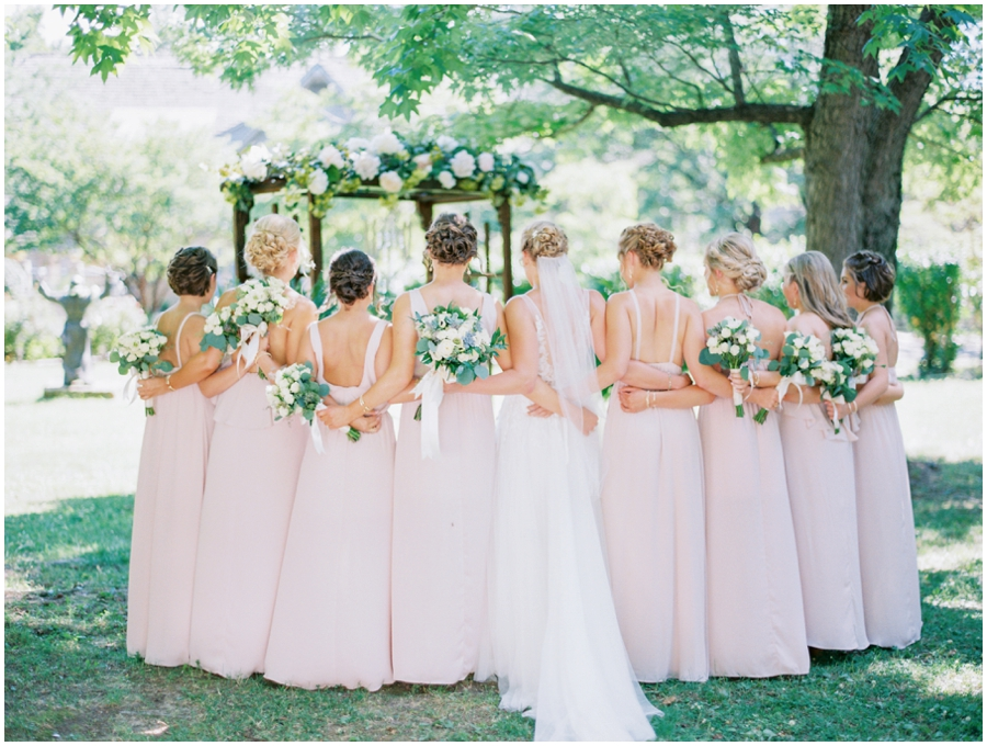 Southern Missouri Outdoor Wedding Photos | Light & Airy Photography