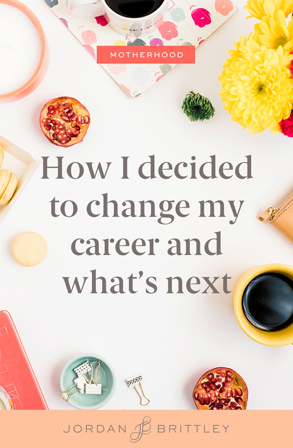 How I decided to change my career - Jordan Brittley