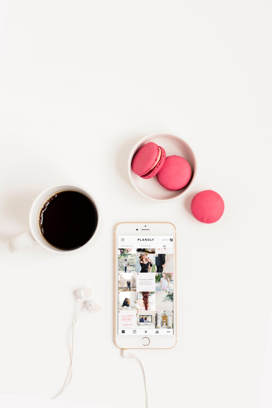 how to plan your instagram feed in advance