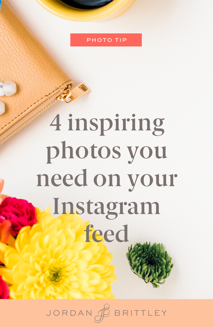 4 photos to put in your instagram feed
