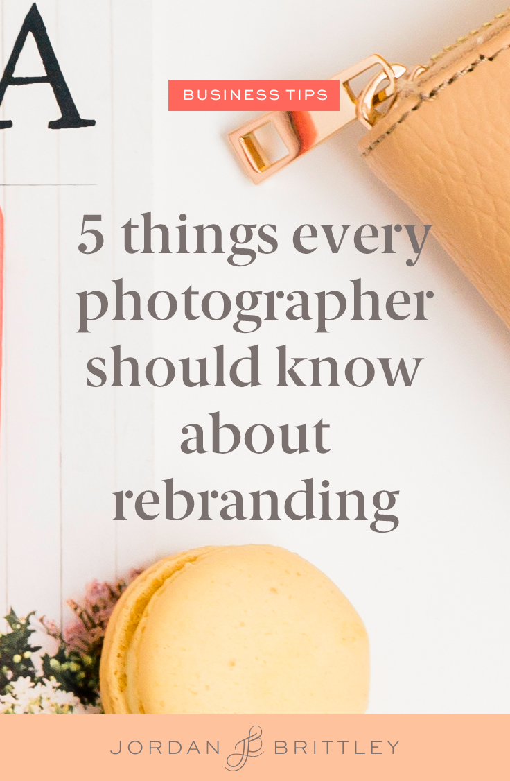What every photographer should know about rebranding - Creme Brands