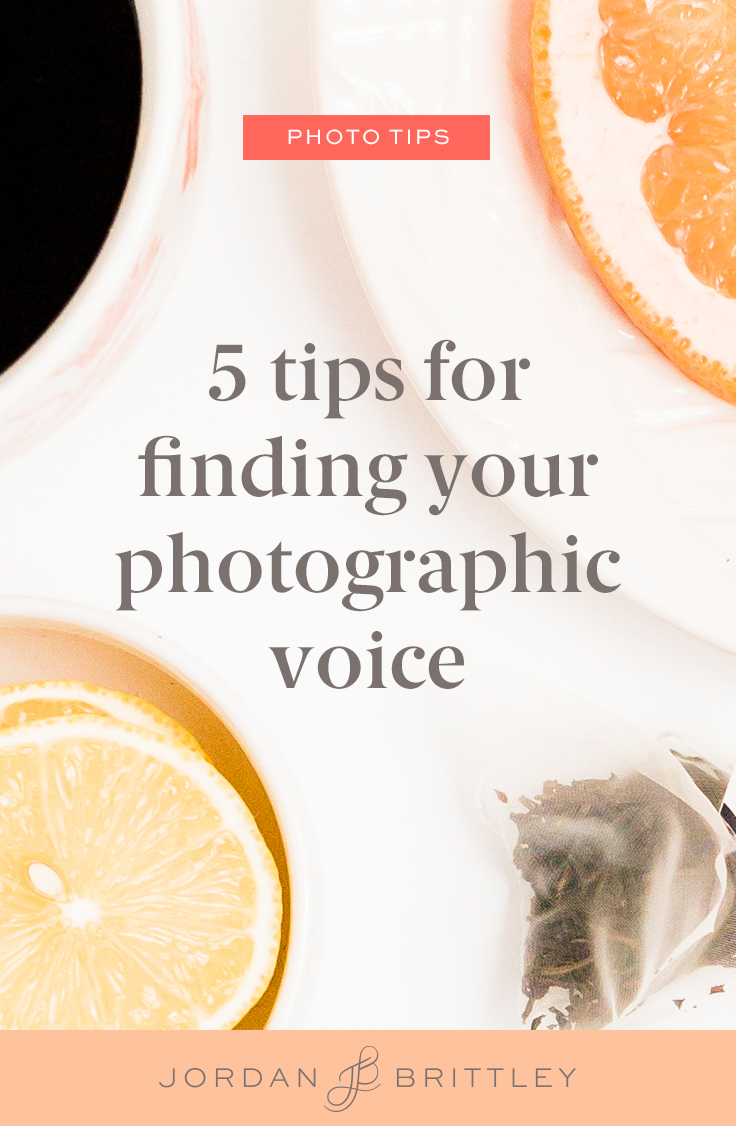 photo tips - How to find your photographic voice
