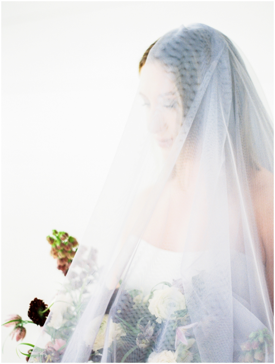how to plan a styled wedding shoot