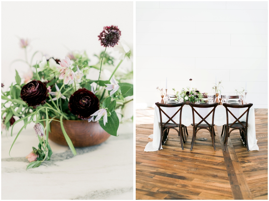 plan your first styled shoot