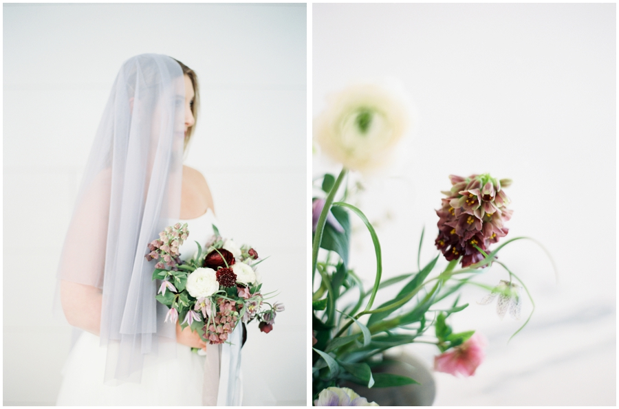 how to plan a styled shoot