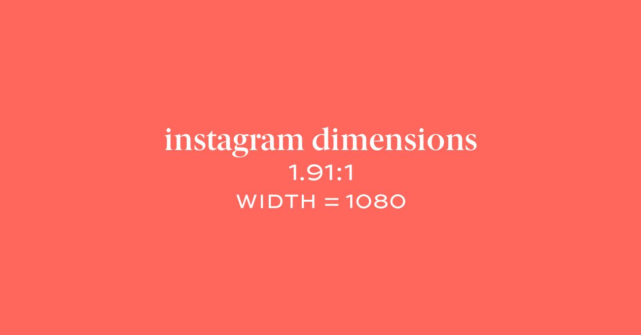 instagram resizing 1.91x1
