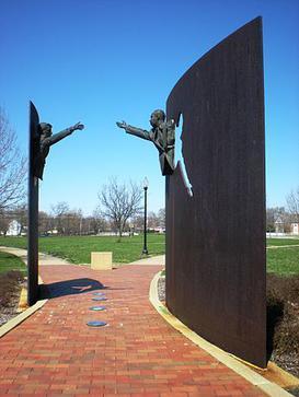 Landmark for Peace Memorial, Indianapolis