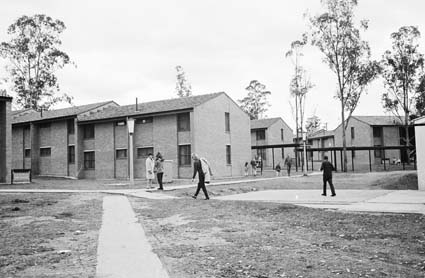 Villawood Hostel in 1970 National Archives of Australia (A12111 – 1/1970/22/25)