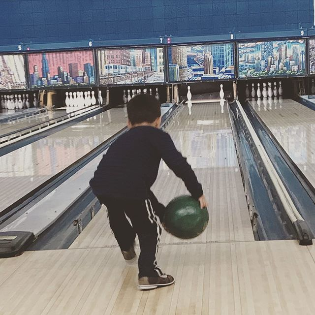 7-10 split. Not a problem for this 5 yr old
