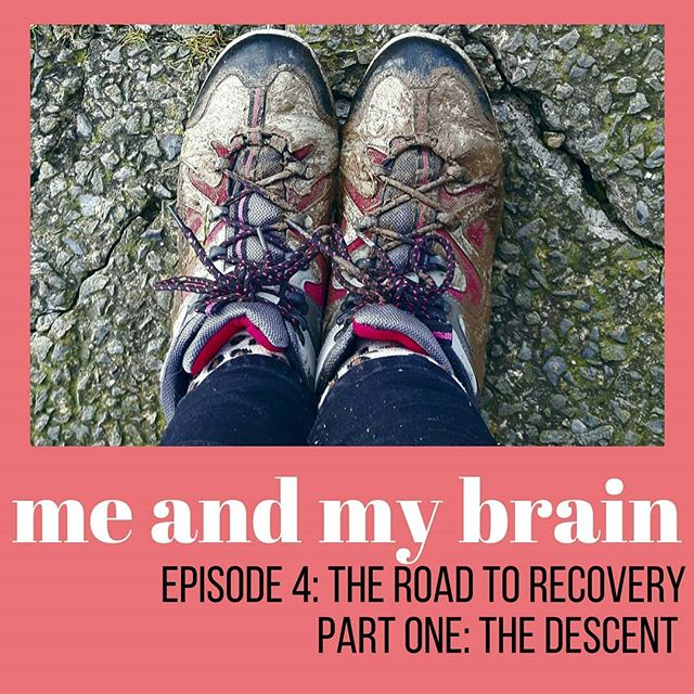 NEW PODCAST KLAXON!  Episode 4 from Me and My Brain is out now! Search 'Me and My Brain' on your favourite podcast player or download from the website - all links in bio! . . . #mentalhealth #mentalillness #bipolar #bipolarlife #bipolarbae #bipolardisorder #anxiety #depression #mixedstate #mhbloggers #mhpodcast #podcast #mentalhealthpodcast #mentalhealthblogger #mentalhealthmatters #recovery #bpd #eupd #socialanxiety #ocd