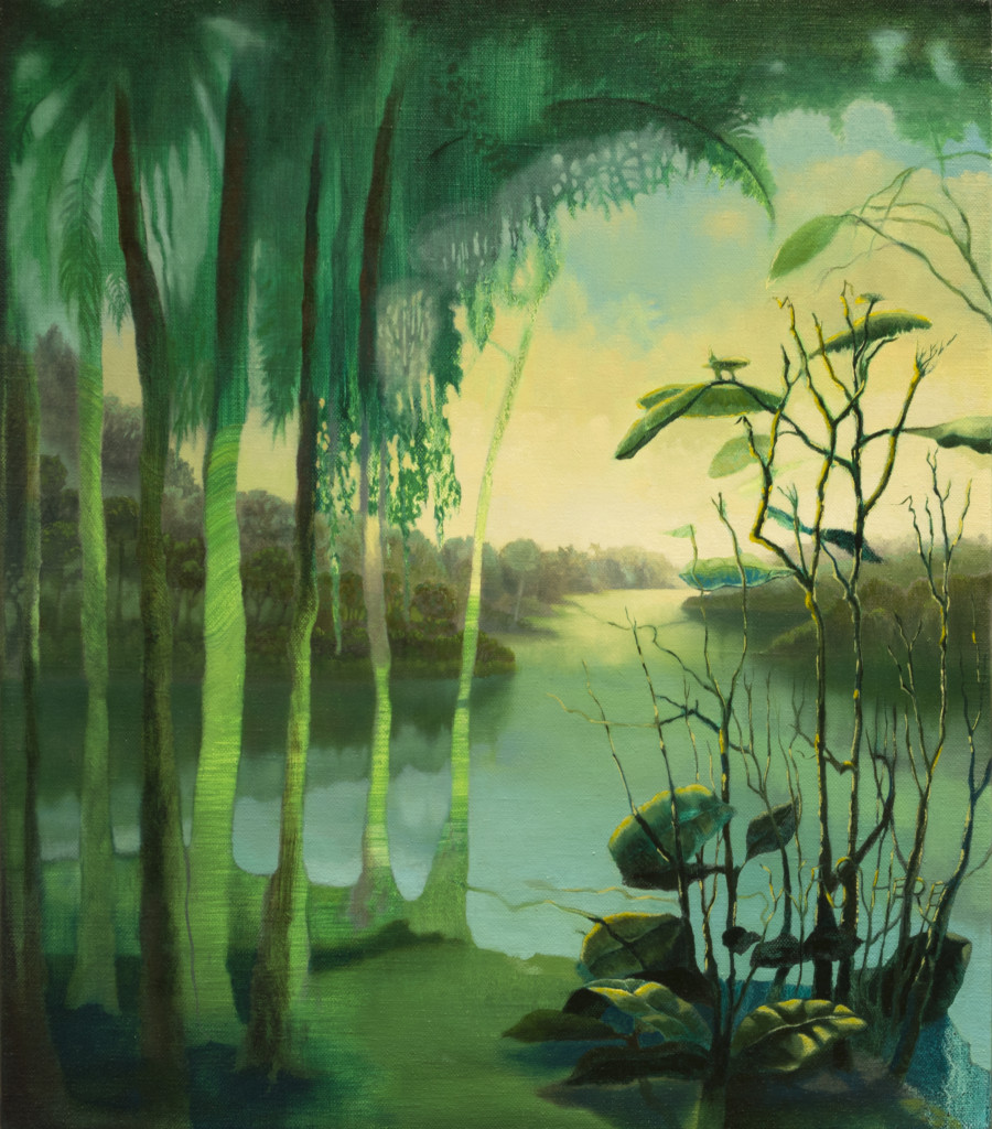 Jungle Opening