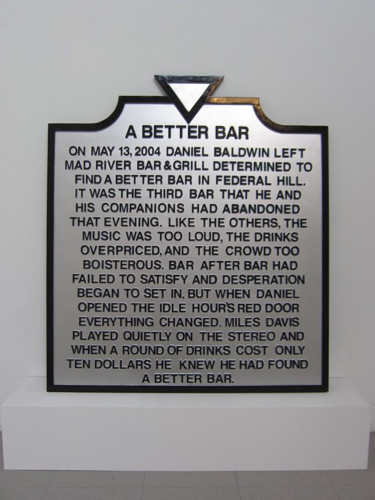 Better Bar