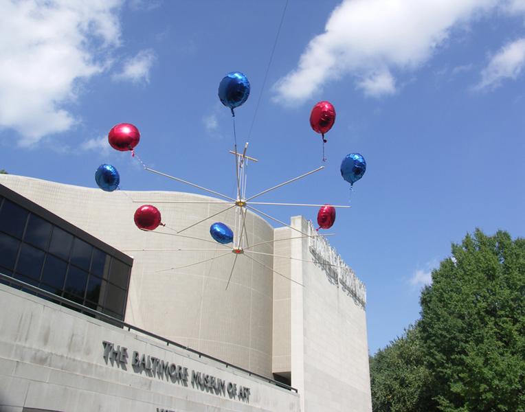 Timescape: Baltimore Museum of Art