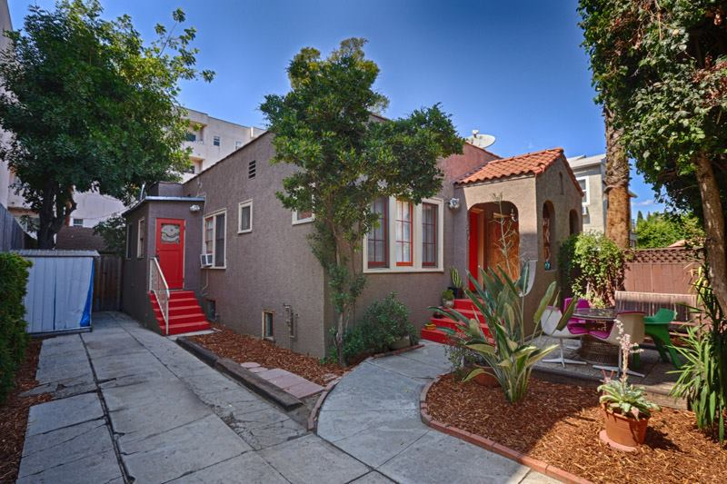 1209 Citrus, hollywood    listed for $709,000/sold for $800,000