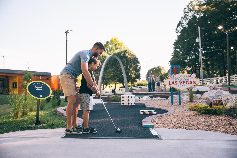 Getaway Golf | Springfield, Missouri | Mini Golf