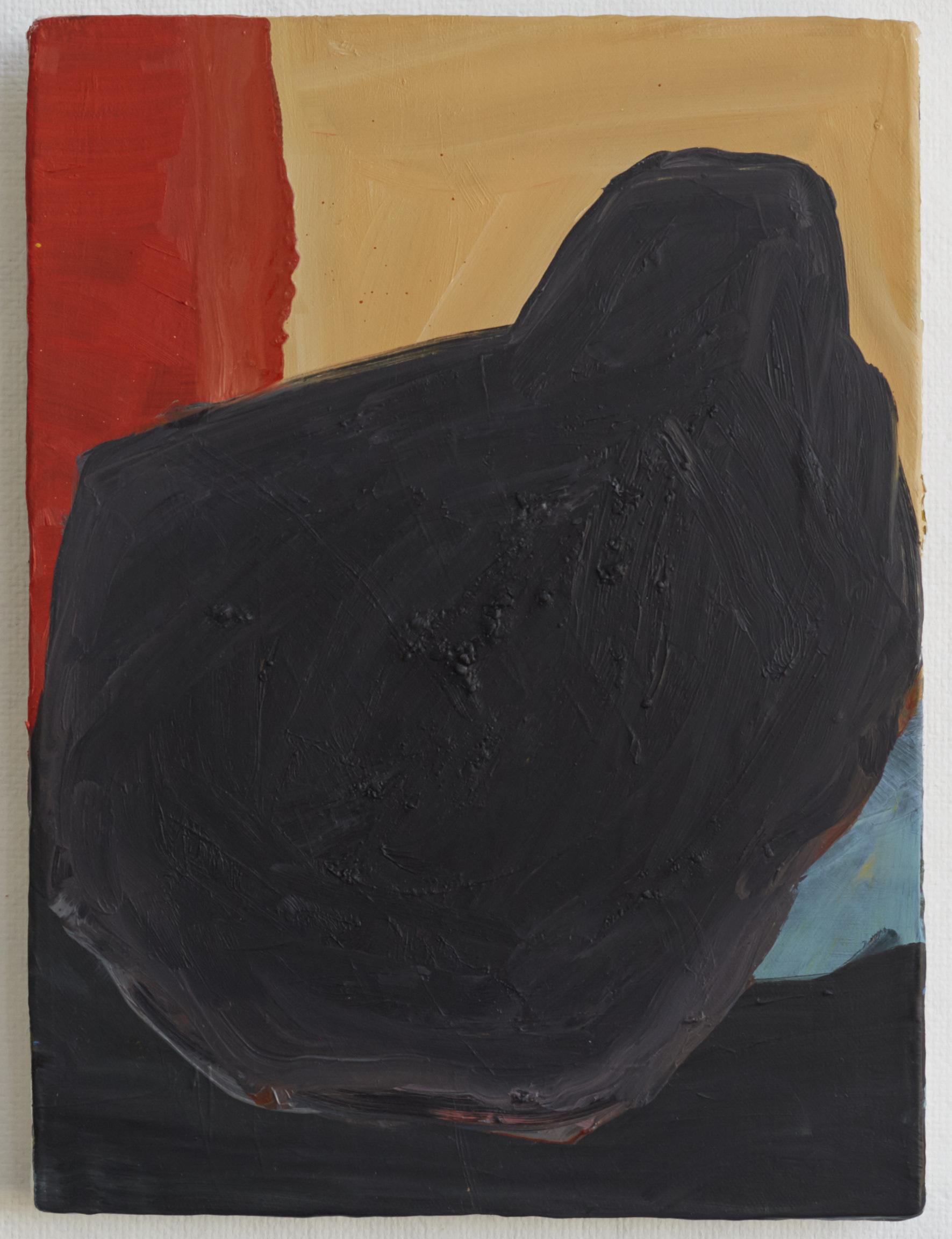 """Anna Bauer Piedra Oil on canvas 10"""" x 12"""""""