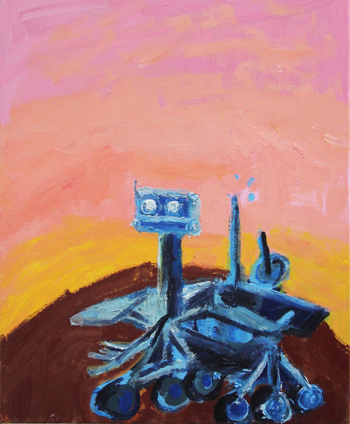 Short Circuit ( Mars Rover)