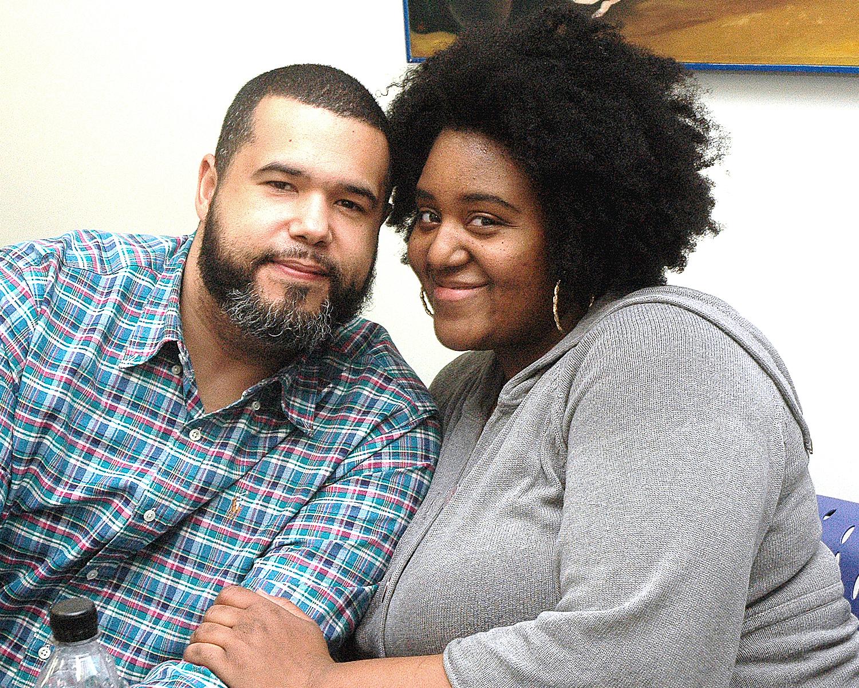 Jessie Gonzalez and Jamila Allen