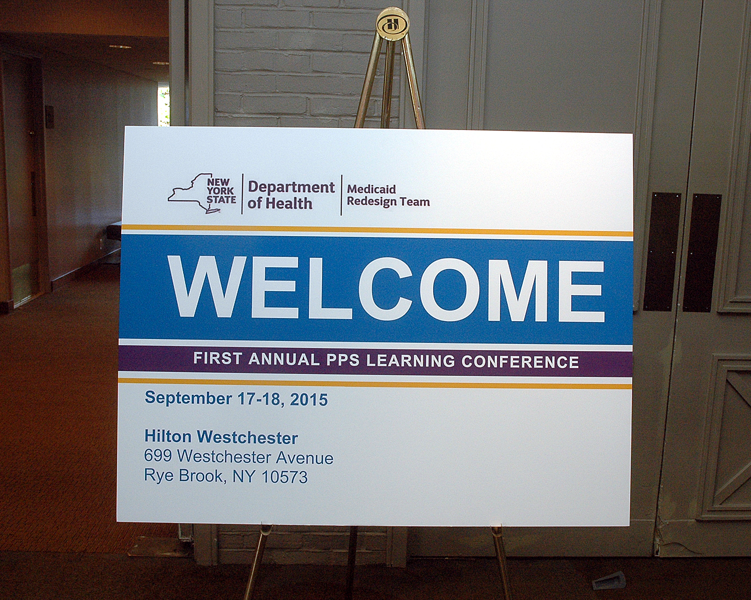 Welcome to the First Annual PPS Learning Conference