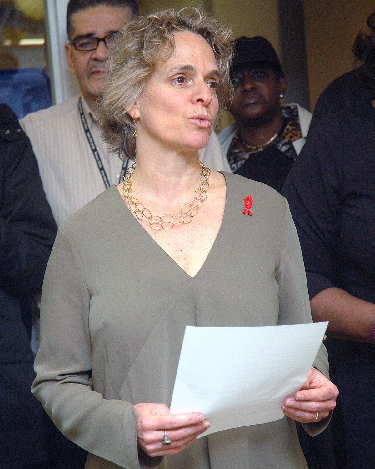 AIDS In Our Community: Reading of Names - Sharen Duke, Executive Director/CEO