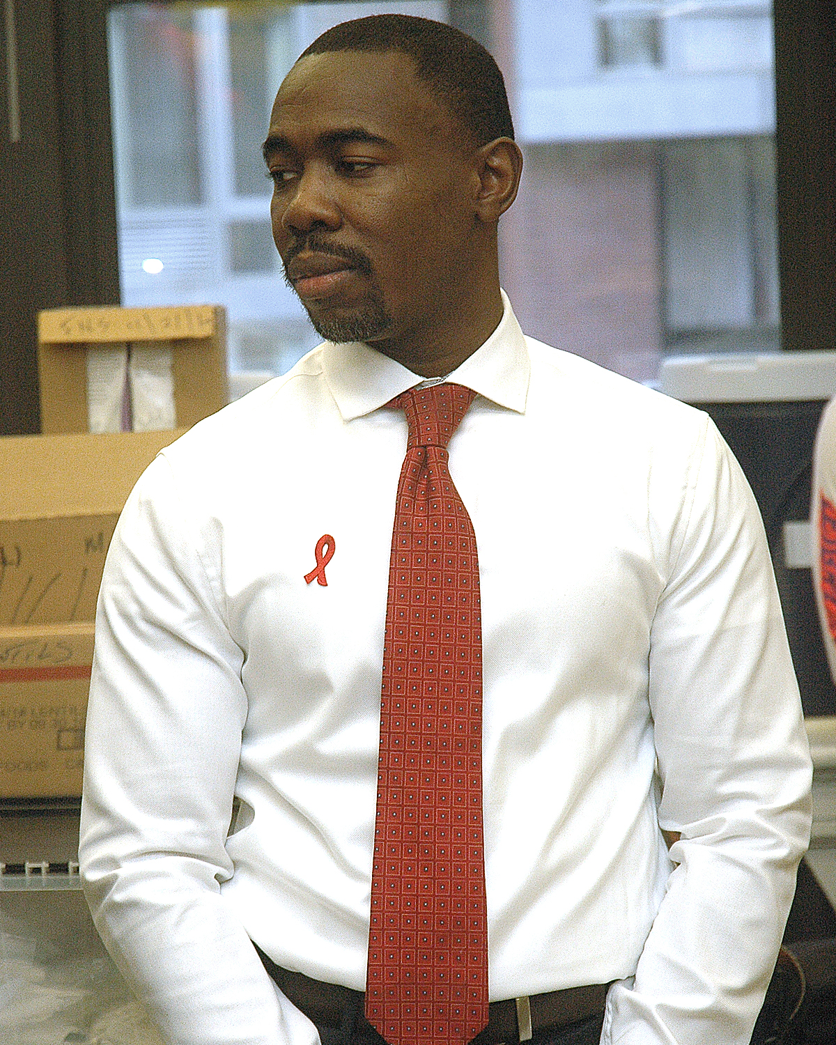 AIDS In Our Community: Reading of Names - Jean Pierre Louis, Associate Manager