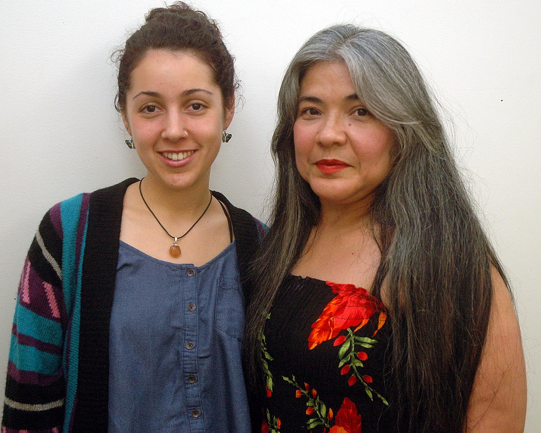 Linda and Rosa