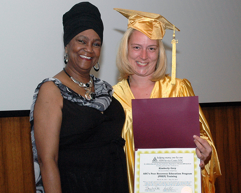 Kimberly G. - PREP Cycle 36 - Graduation Ceremony