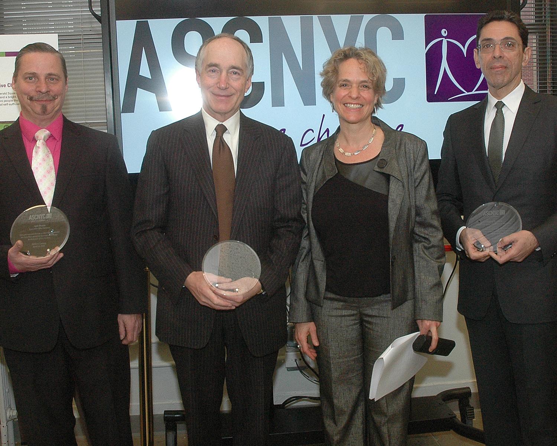Art Desin, Ira Fishman, EVO Realty - Sharen Duke and Murray Levi