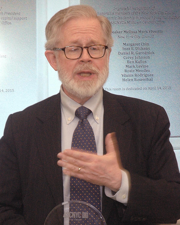 NYS Assembly Member Richard N. Gottfried