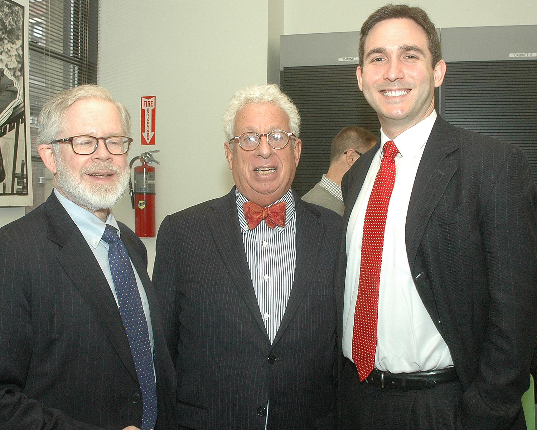 NYS Assembly Member Richard N. Gottfried - John Goldman, ASCNYC Board Member and NYC Council Member Ben Kallos