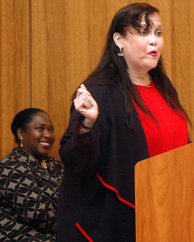 Keynote Address: Lissette Gonzalez, WILLOW Lead Trainer