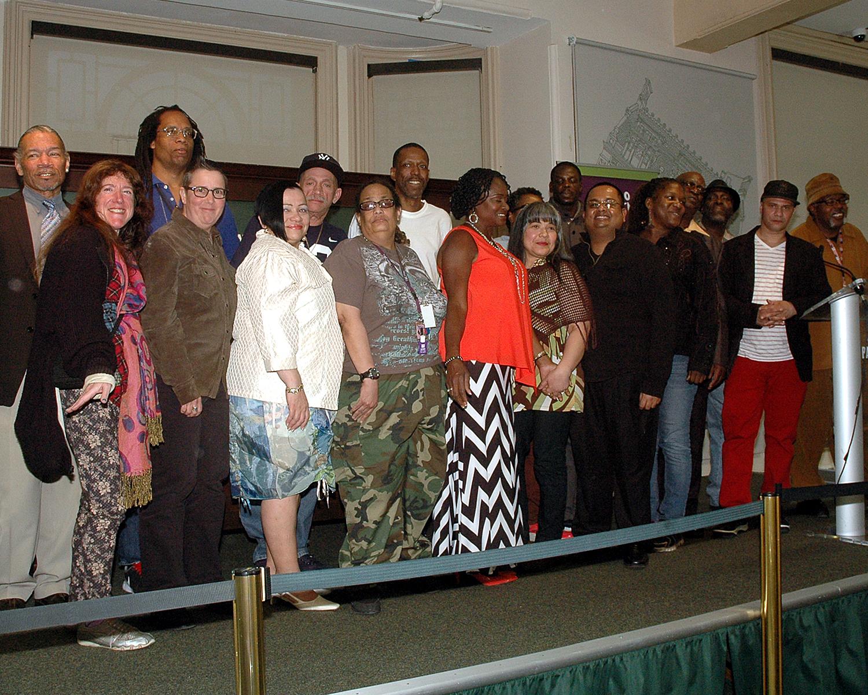ASCNYC Poets with Gerry Gomez Pearlberg