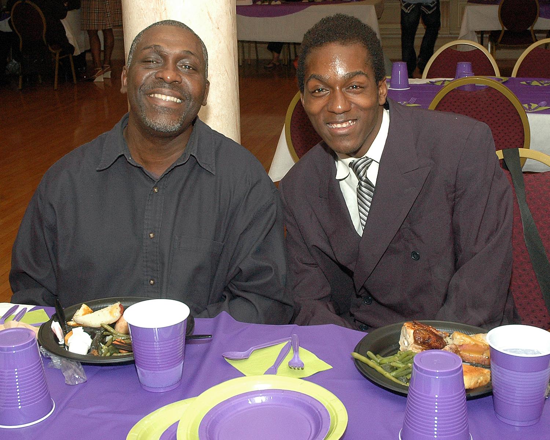 Robert Lee and Christian Williams