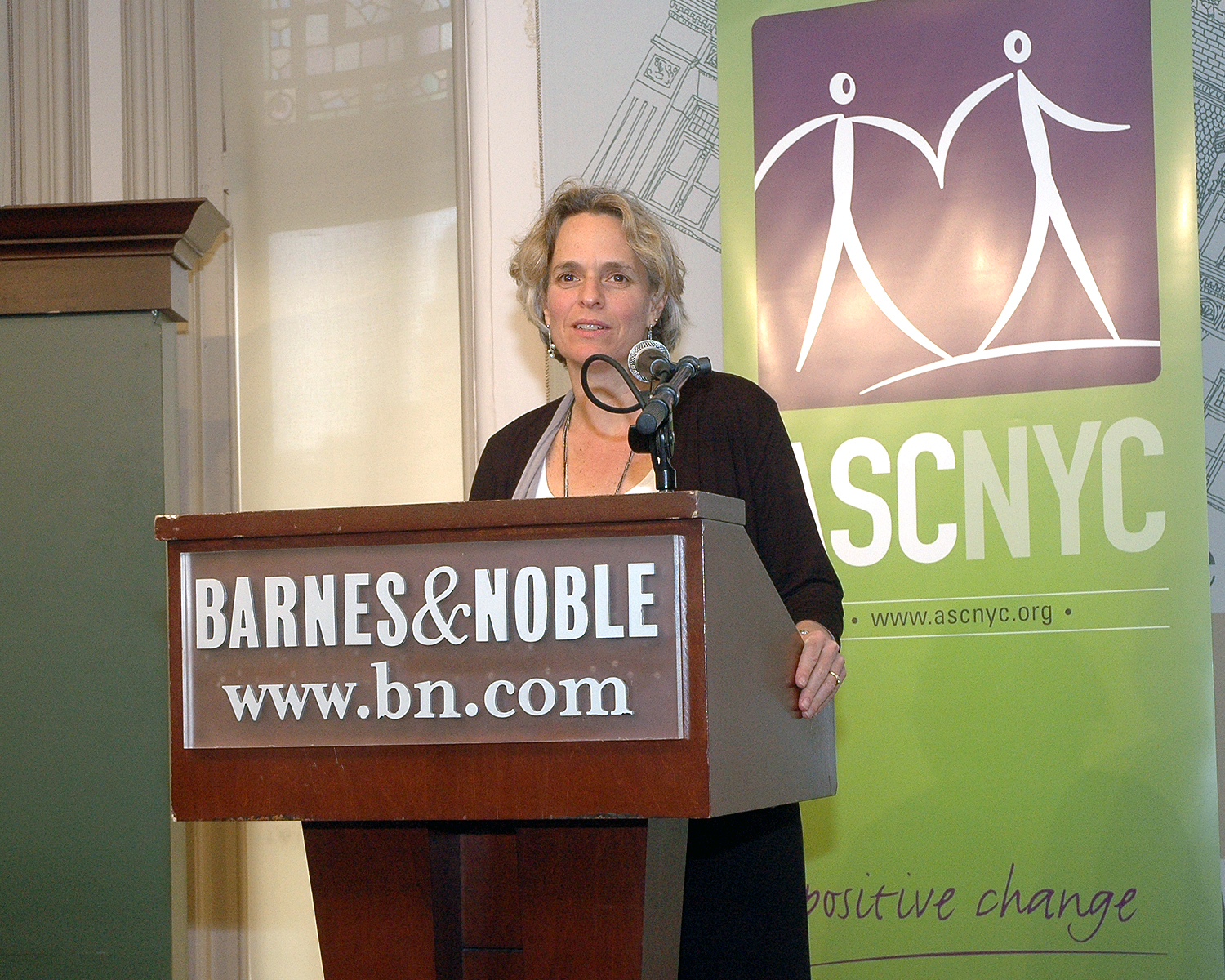 Sharen Duke, ASCNYC Executive Director/CEO