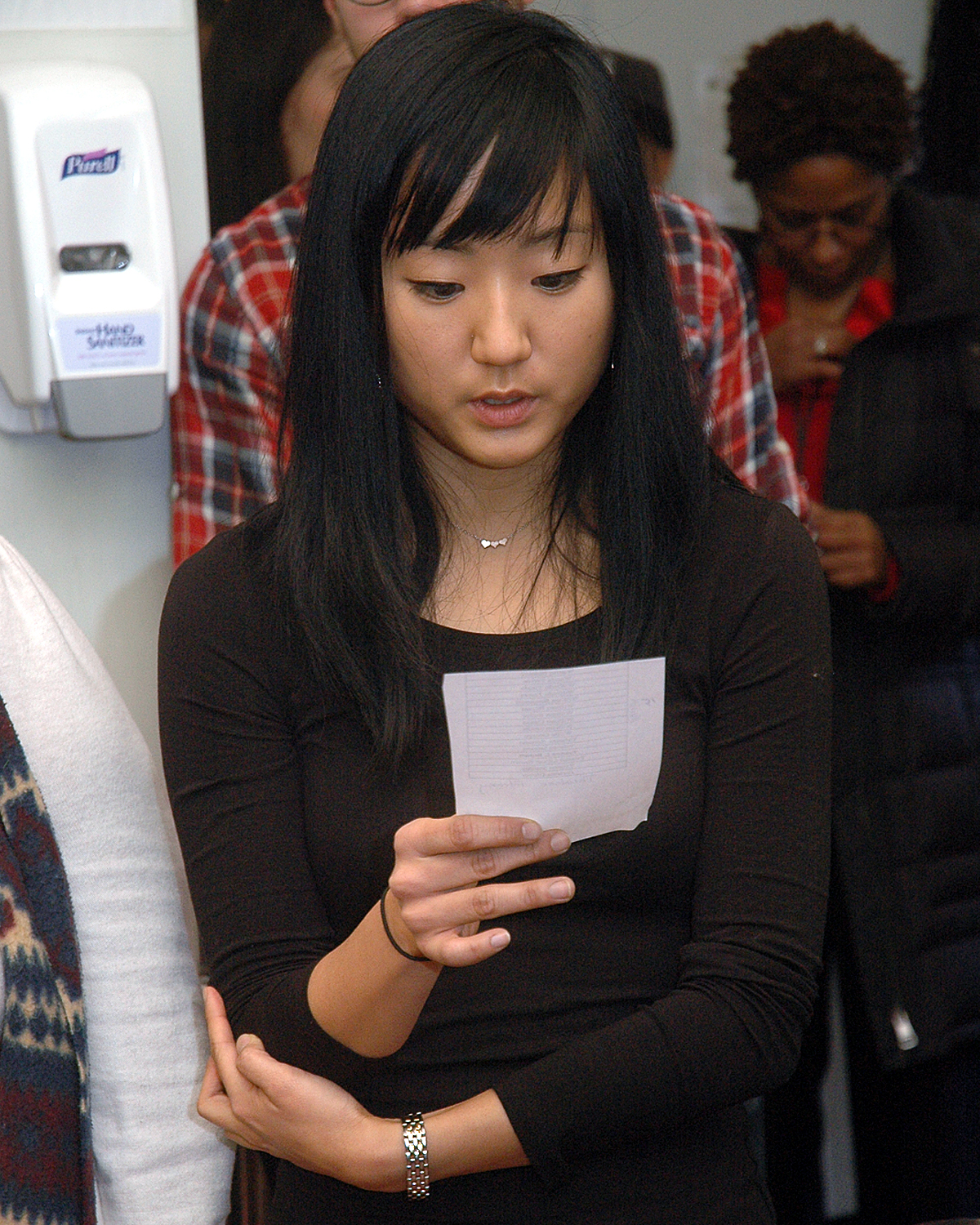 AIDS In Our Community: Reading Of Names - Katherine Kim