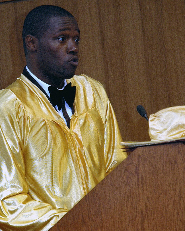 Peer Graduate Testimonial / Terriell Peters