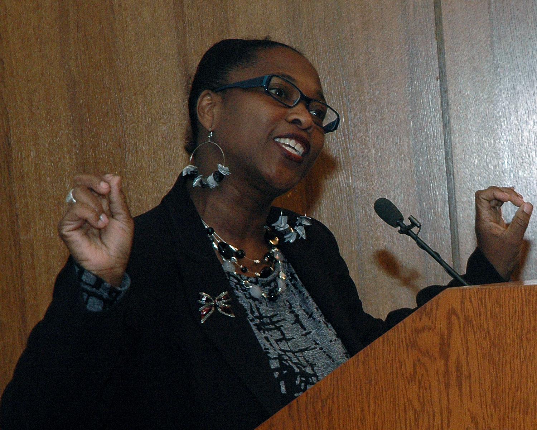 Master of Ceremony / Brenda Starks-Ross, Deputy Executive Director/COO