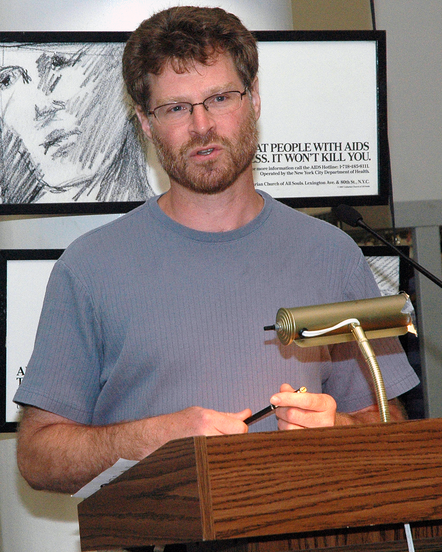 Joel Roselin, MTS / Moderator