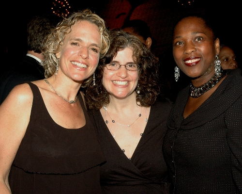 Guest at Safer Sex In The City with ASC CEO Sharen Duke and ASC CCO Brenda Starks-Ross