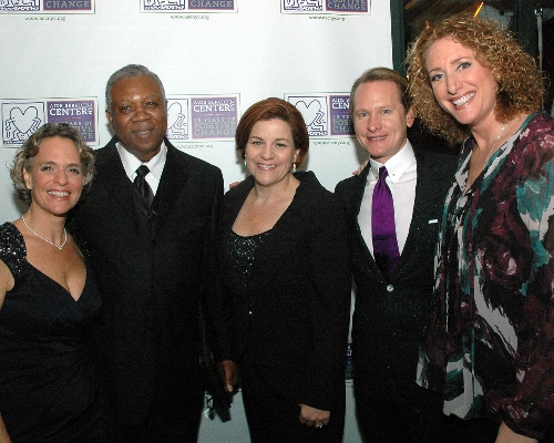 Sharen Duke, ASC Executive Director/CEO - William Toler, ASC Board Chair - Christine C. Quinn, Speaker, New York City Council - Carson Kressley, Celebrity - Judy Gold, Celebrity