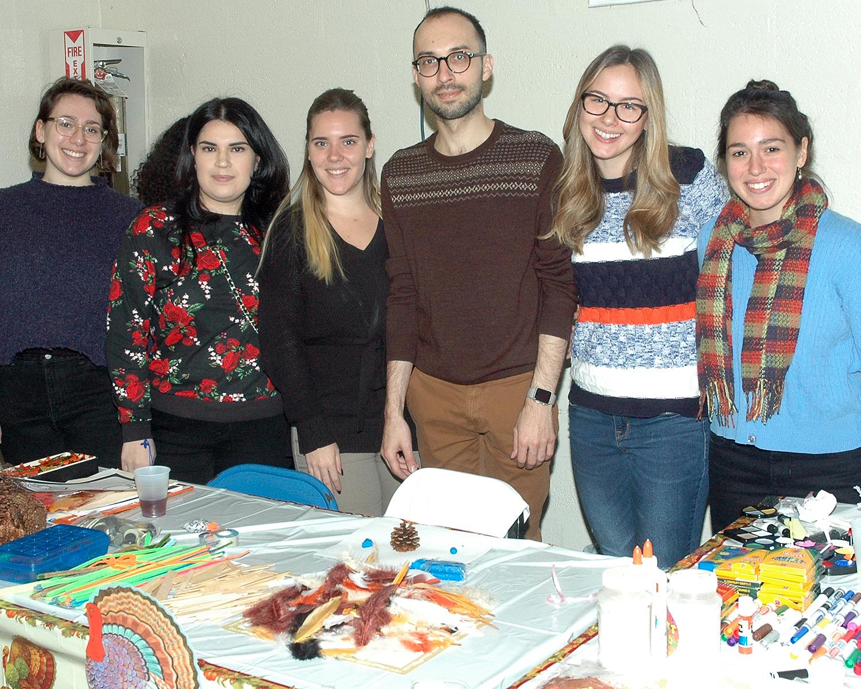 The Creative Team at Kid's Corner