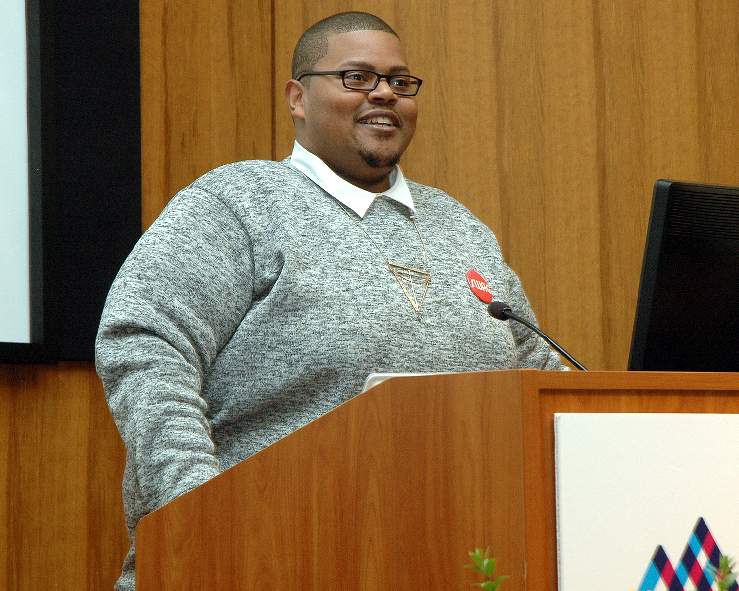 Keynote Address - Brandon Lee, Education and Training Coordinator