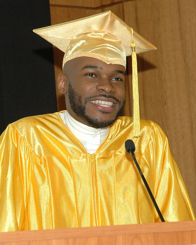 Peer Graduate Testimonial: Brandon W.