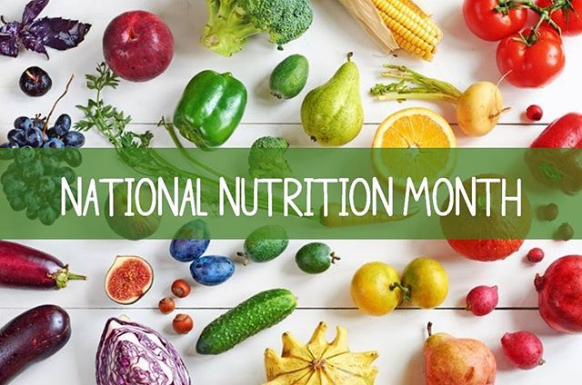 March is #NationalNutritionMonth and Eat Right Nutrition has tips for eating healthfully. Our favorite: make half your plate fruits and vegetables. More tips: https://bit.ly/2SMkqAQ  Do you or someone you know need help learning about how to eat more healthfully—or do you have problems accessing healthy foods? Please reach out to us. We have a food pantry and nutritionists on staff. Call us @ 212-645-0875.