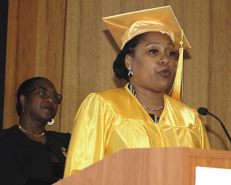 Peer Graduate Testimonial: Azuredee W.