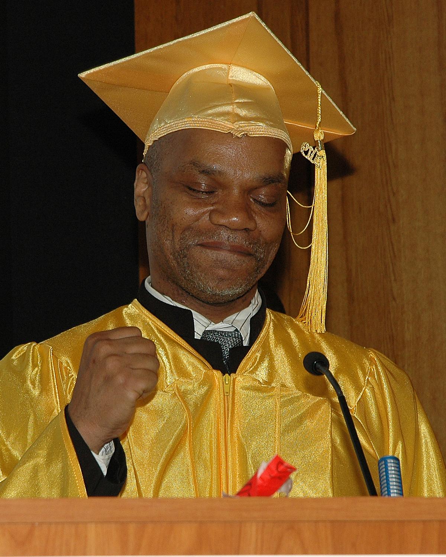 Peer Graduate Testimonial: Freddie M.