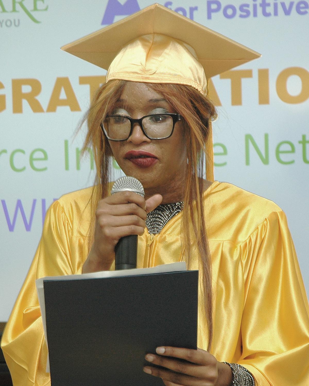 Peer Graduate Testimonial: Aisha N.
