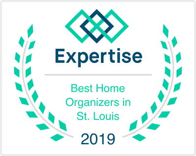 Expertise Best home Organizers in St. Louis 2017
