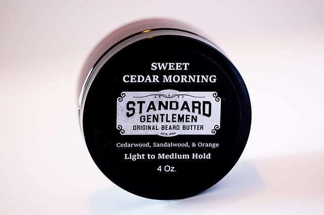 Trying to find a way to tame your beard without stiff balms or waxes? Look no further.  Our Beard Butters condition and soften your beard while providing the hold you need to keep those flyaway hairs in place. Give it a try today!  Standard Gentlemen is here to help men grow and maintain their beards and lives.  Join the movement. Get yours today at StandardGentlemen.com Link in bio.  Premium Beard Oils, Butters, & Balms. Free Shipping Within The U.S. . . . #ThatBeardTho #Beard #Beards #Bearded #BeardOn #BeardLife #BeardedDad #BeardCare #BeardOil #BeardBalm #BeardButter #BeardedVillains #BeardsOfInstagram #InstaBeard #Beardstagram #BeardNation #BeardedMen #BeardedGuys #BeardGame #BeardStyle #BeardedLifestyle #BeardLove #BeardLover #BeardLovers #BeardedForHerPleasure #SheWantsTheBeard #Pogonophile #BeardsAndTattoos #StayBearded